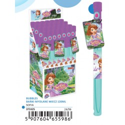 BUBBLES 120ML SOFIA